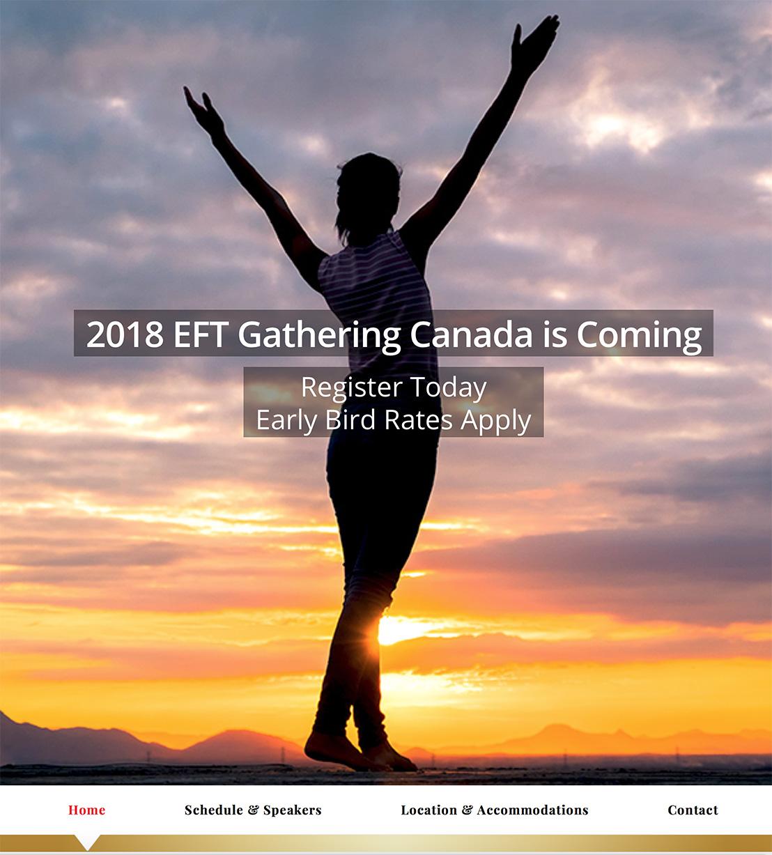 EFT Gathering Canada 2018