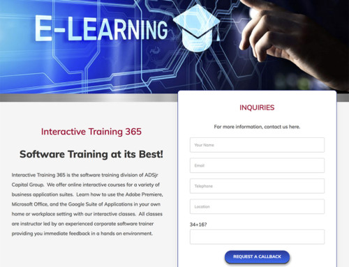 Interactive Training 365