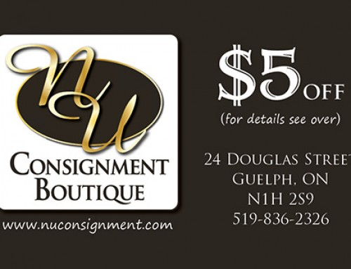 Coupon – NU Consignment