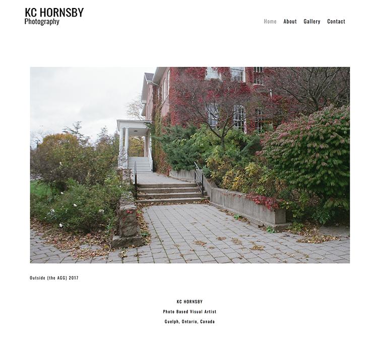 kchornsby website